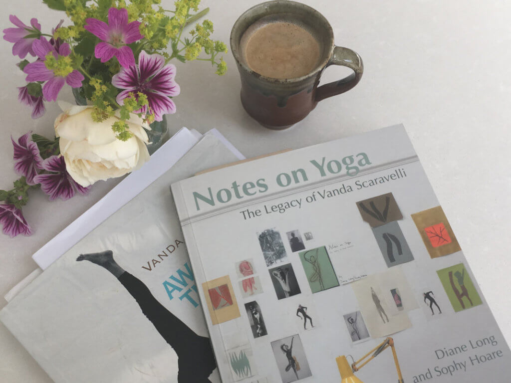Image of Notes on Yoga Book.